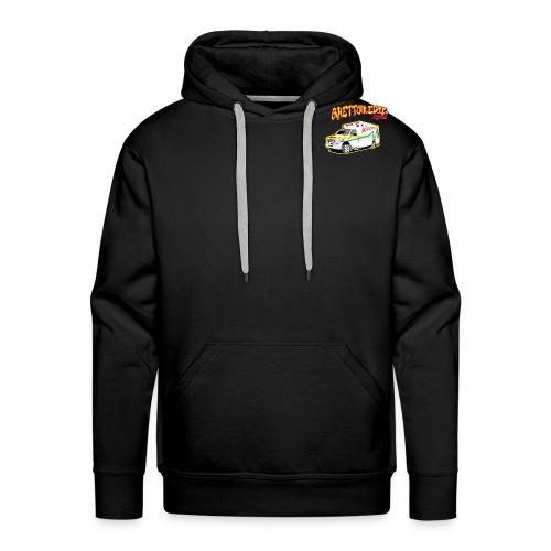 ghettomedic shirt - Men's Premium Hoodie