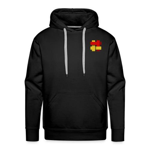 Kilted Coaches CLAN LOGO - Men's Premium Hoodie