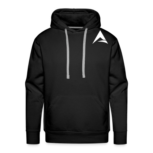 Official FlipArtz A Logo - Men's Premium Hoodie