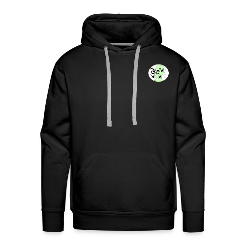 BASJAM Spaced Out - Men's Premium Hoodie