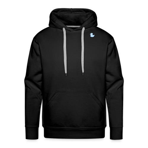 DuckyBlue - Men's Premium Hoodie