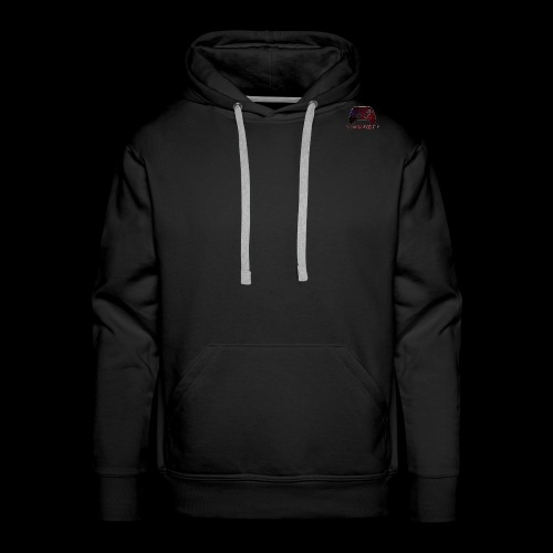NGW Gaming Transparent Logo - Men's Premium Hoodie