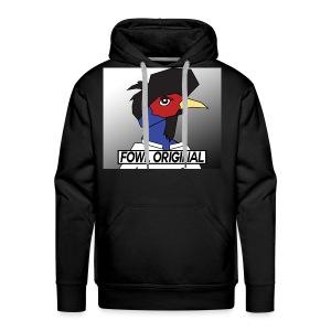 Fowl Original Logo - Men's Premium Hoodie