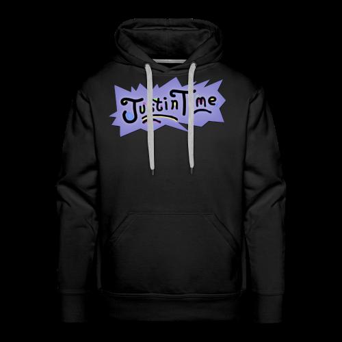 JustinTime - Men's Premium Hoodie
