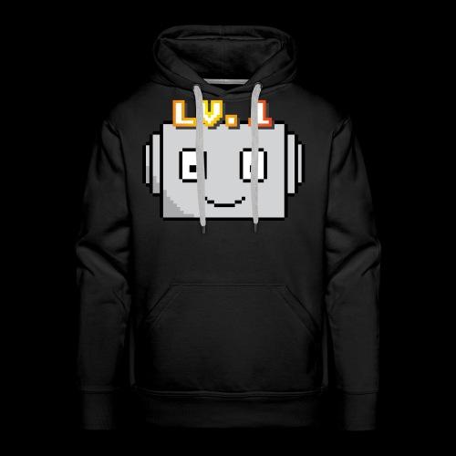 Beginner Bots Mascot - Men's Premium Hoodie