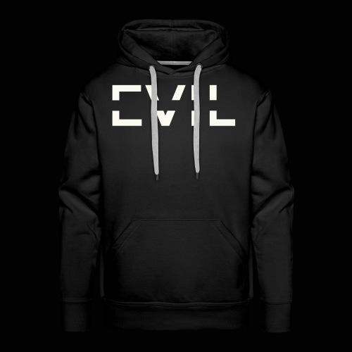 EVIL Logo - Men's Premium Hoodie