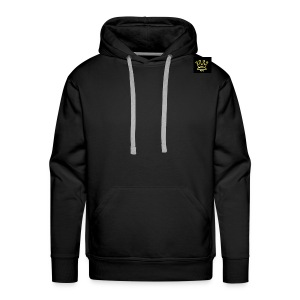 Crown RK Logo - Men's Premium Hoodie