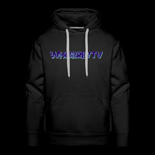 WhobreyTV Urban [PuGr] - Men's Premium Hoodie