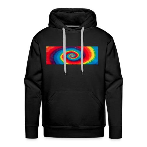 rainbow line - Men's Premium Hoodie