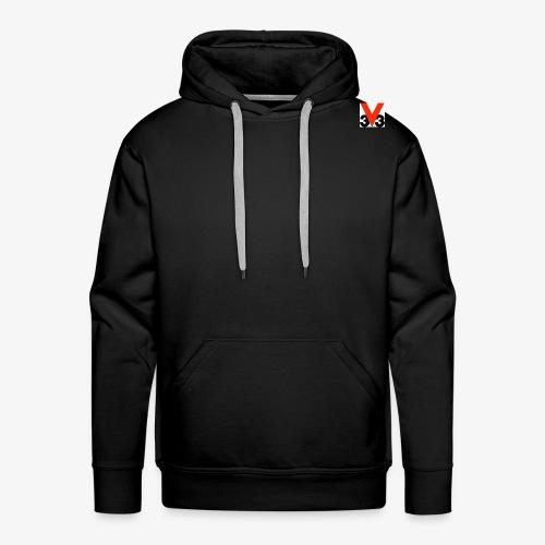 Mini Logo - Men's Premium Hoodie