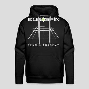 EuroSpin Tennis Design Eurospin Logo - Men's Premium Hoodie