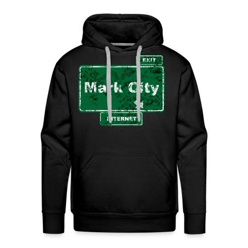 Mark City - Men's Premium Hoodie