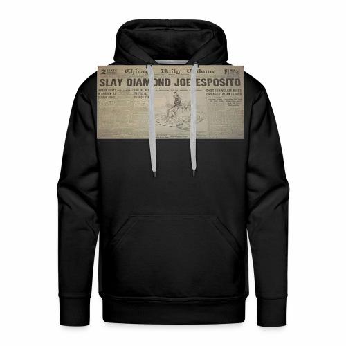 ESPOSITO SLAYED DEADLINE - Men's Premium Hoodie