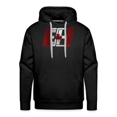 Everybody Hates North Logo - Men's Premium Hoodie