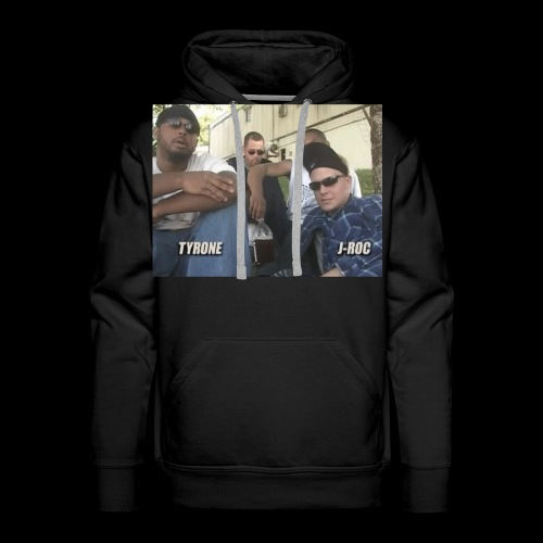 T and J-Roc Trailer Park Boys - Men's Premium Hoodie
