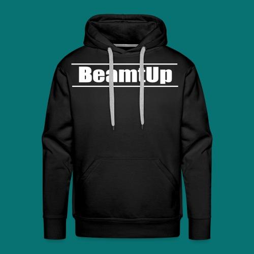 Original BeamtUp Logo - Men's Premium Hoodie