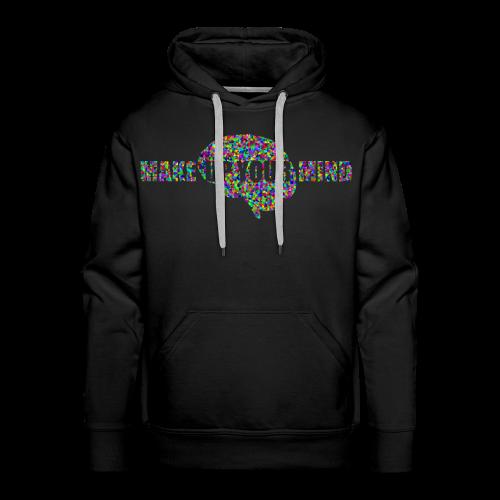 MakeUpYourMIND - Men's Premium Hoodie