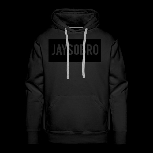 JaySoBro Black Label - Men's Premium Hoodie