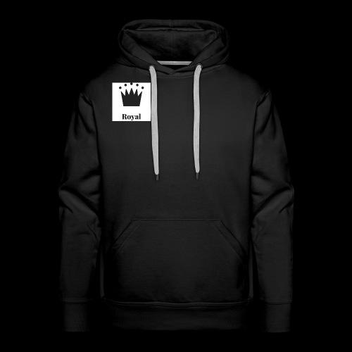 logo preview 93ad56b0 1794 4c34 ac9a ee381433f1df - Men's Premium Hoodie