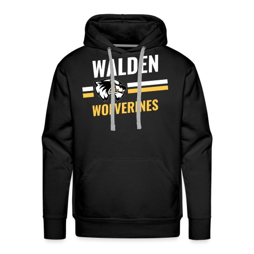 Go Wolverines or Go Home - Men's Premium Hoodie