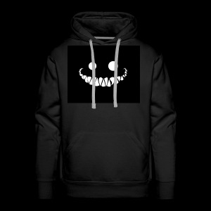 Creepy Smile - Men's Premium Hoodie