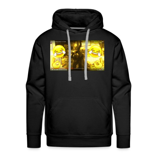 From Uncle Andy's Vlogs but Made Into JD Merch - Men's Premium Hoodie