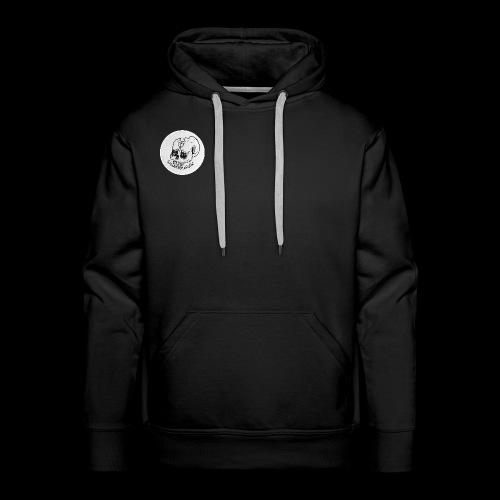 Wrathhhchild Logo - Men's Premium Hoodie