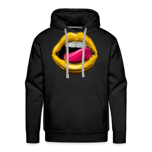 GOOD LIPZ - Men's Premium Hoodie
