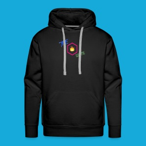 Brand Logo no background - Men's Premium Hoodie