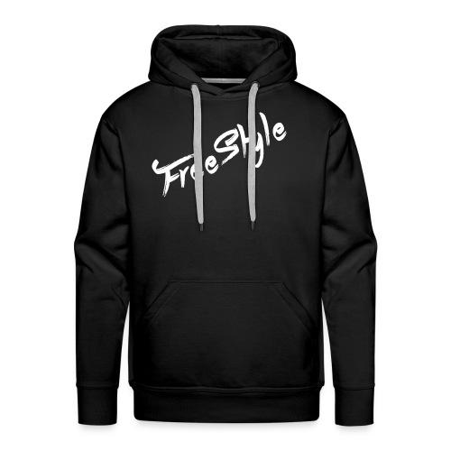 freestyle - Men's Premium Hoodie