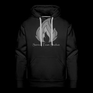 Survival Team Studios Logo_v1 - Men's Premium Hoodie
