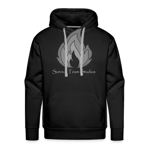 Survival Team Studios Logo_v1 - Men's Premium Hoodie
