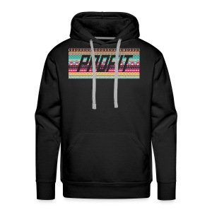 Profit - Aztec Limited Edition - Men's Premium Hoodie