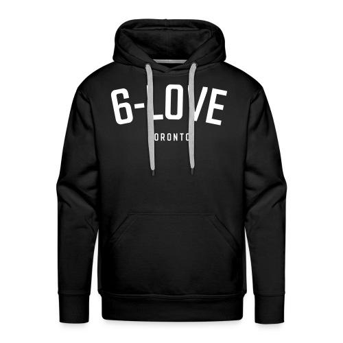 6-Love Toronto - Men's Premium Hoodie