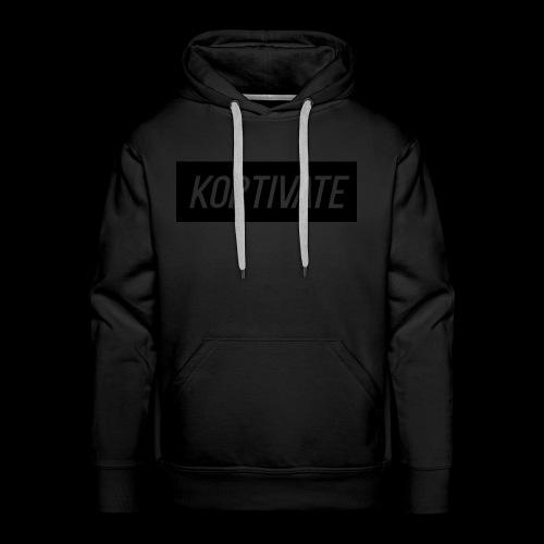 KoptivateBoxLogo - Men's Premium Hoodie