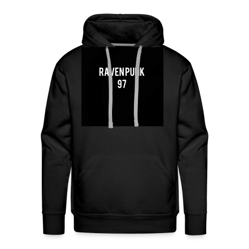 Raven Punk merch - Men's Premium Hoodie
