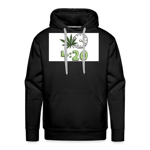 420 - Men's Premium Hoodie