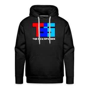 TSS Logo - Men's Premium Hoodie