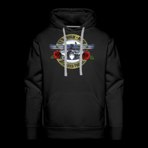 Overplayed - It's High Noon - Men's Premium Hoodie