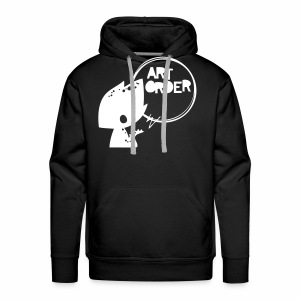 ArtOrder Logo - Men's Premium Hoodie