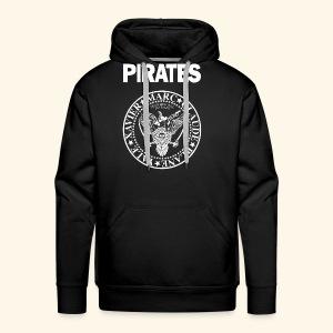 Punk Rock Pirates [legends] - Men's Premium Hoodie