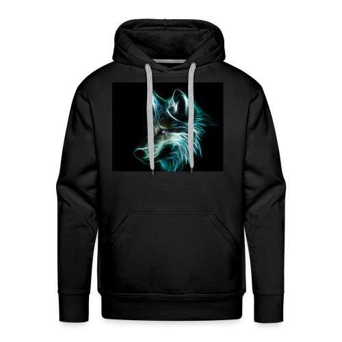 WolfShock - Men's Premium Hoodie