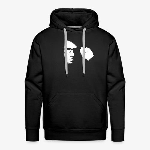 Justin Dion Face Logo - Men's Premium Hoodie