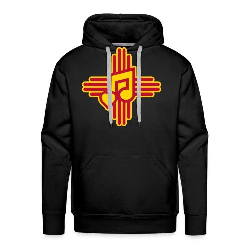 New Mexico Spanish Music - Men's Premium Hoodie