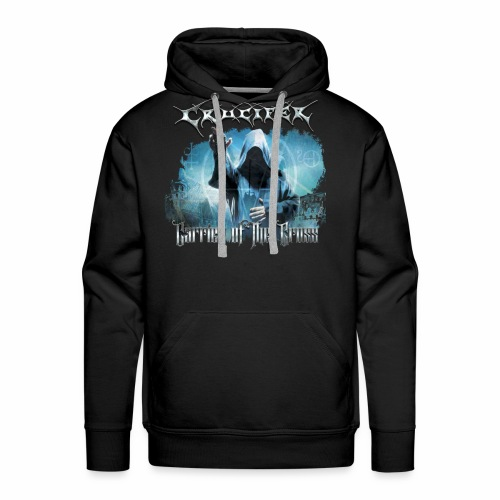 Crucifer Carrier of the Cross - Men's Premium Hoodie