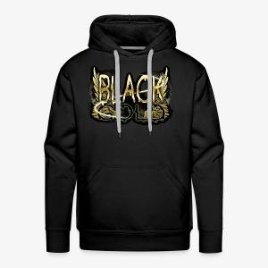 BLACK GOLD - Men's Premium Hoodie