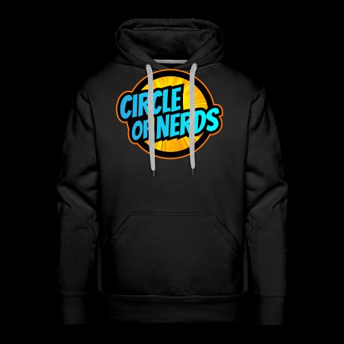 Circle of Nerds - Men's Premium Hoodie
