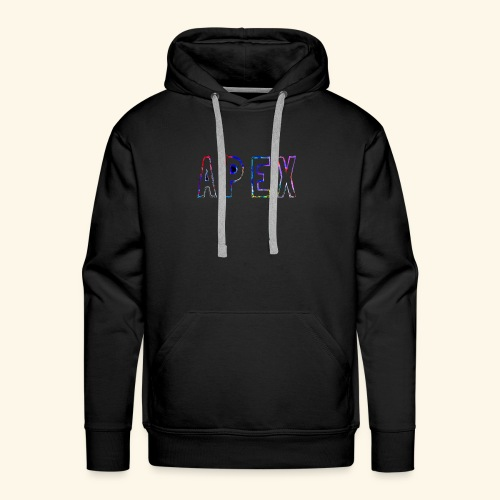 APEX RAINBOW DESIGN - Men's Premium Hoodie