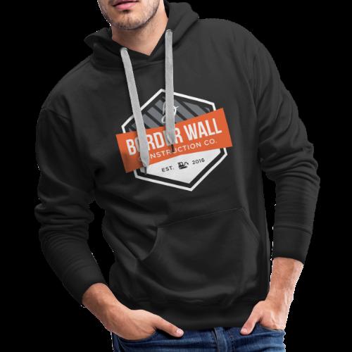 Border Wall Construction Crew - Men's Premium Hoodie