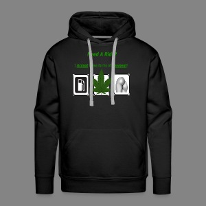 need a ride - Men's Premium Hoodie